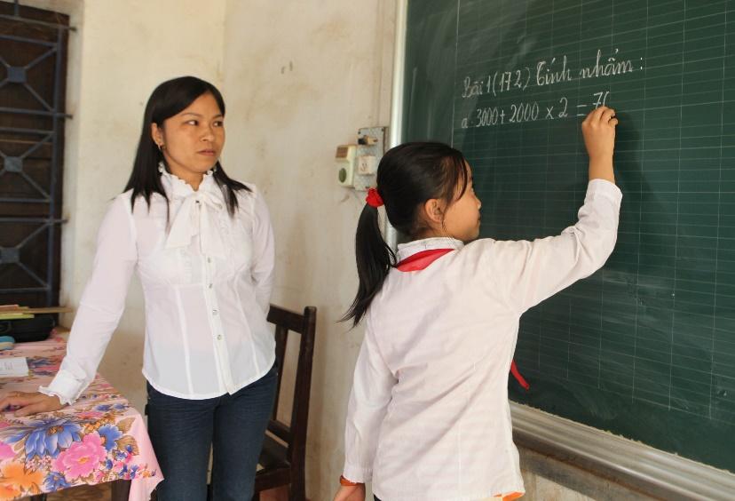 Teachers, trainers and training organizations